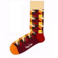 Оранжевые мужские носки