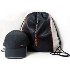 Подарочный набор Кепка и Мешок McLaren Mercedes