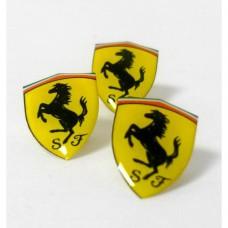 Набор Значков Ferrari (3 штуки)