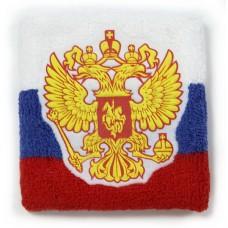 Напульсник на руку с гербом России
