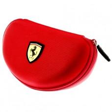 Брендовый футляр Ferrari для солнцезащитных очков