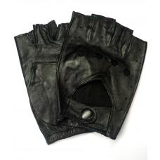 Мужские автомобильные перчатки (без пальцев)