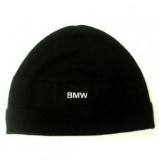 *Модная зимняя мужская шапка BMW
