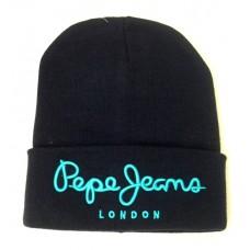 Модная мужская шапка Pepe Jeans LONDON, синего цвета