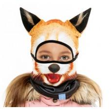 Детская балаклава - маска Лисички