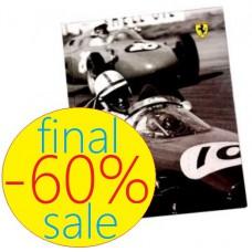 Подарочная записная книжка Ferrari Ofice, Retro-Collection