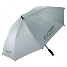 *Большой зонт-трость Mersedes Petronas GP, серебристого цвета