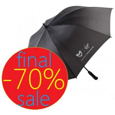 Чёрный зонт-трость  Marussia Virgin