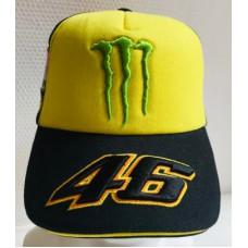 "Яркая бейсболка Valentino Rossi ""46"" Ducati"