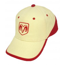Бежевая мужская кепка Dodge