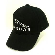 Чёрная мужская кепка Jaguar