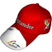 *Командная бейсболка Ferrari Santander