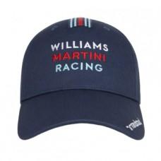 """*Стильная бейсболка для мужчины Williams """"Martini Racing"""""""
