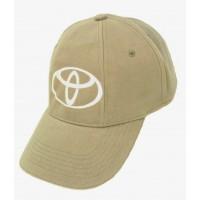 Серая бейсболка с логотипом Toyota