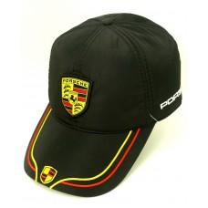 Зимняя мужская кепка Porsche (с ушками)