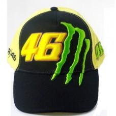 "*Яркая бейсболка Valentino Rossi ""Monster"""
