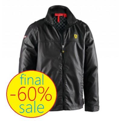 Демисезонная детская куртка Ferrari
