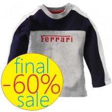 Кофта Ferrari Life Style с длинным рукавом  для новорожденного