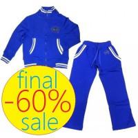 *Спортивный костюм детский Lamborghini, королевский синий