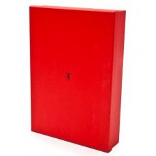 Подарочная коробка Ferrari, красная (40х28х10 см)