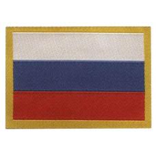 Жаккардовая нашивка Флаг РФ