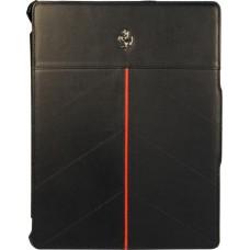 Чёрный чехол Ferrari Maranello для iPad 2 и 3