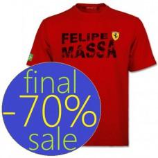 Мужская футболка Ferrari, Felipe Massa Team