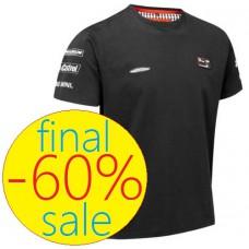 Модная мужская футболка MINI COOPER Team, черного цвета