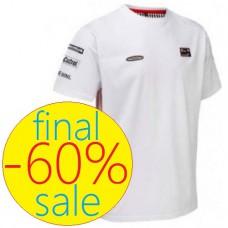 Модная мужская футболка MINI COOPER Team, белого цвета