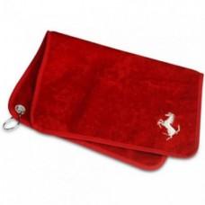 *Полотенце Ferrari для рук 30х50см (в подарочной упаковке)