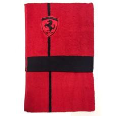 Банное полотенце Ferrari, среднее (100 х 50 см)