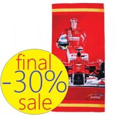Пляжное полотенце Ferrari - Alonso (75х150 см)