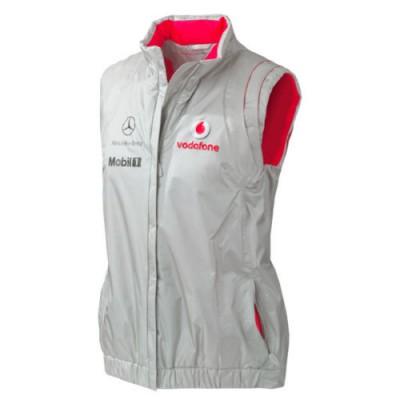 Женская спортивная  жилетка, McLaren Mersedes
