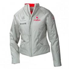 *Укороченная женская спортивная куртка McLaren Mercedes