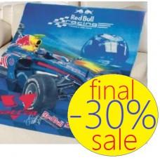 Плед для Мальчика (130 x 170 см), Red Bull Racing