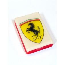 Подарочное мужское мыло Ferrari