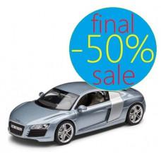 Масштабная модель Автомобиля Audi R8 (1:43)