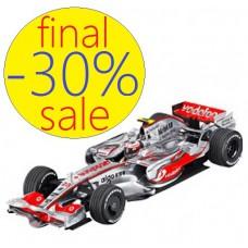 Болид (1:18) Формулы 1 - McLaren MP4-23 (Хейкки Ковалайнен)
