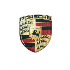 3D наклейка Porsche Crest малая