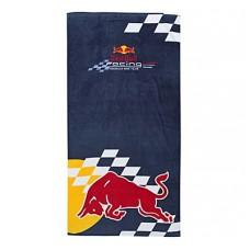 *Пляжное полотенце (75х150 см) Red Bull Racing