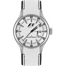 Белые наручные часы Formula 1, Jacques Lemans Sports