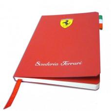 Блокнот Scuderia Ferrari 2011/2012