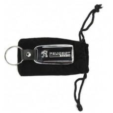 Брелок для автомобильных ключей Peugeot
