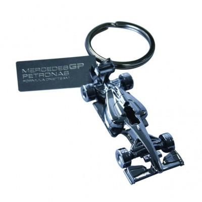 "Брелок для ключей Mercedes GP ""Болид"""