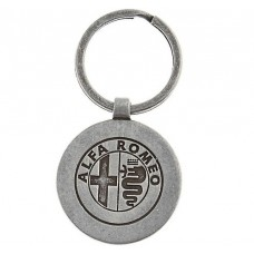 Брелок для ключей монета Alfa Romeo