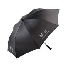 Черный зонт-трость  Marussia Virgin