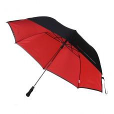 *Чёрный зонт-трость Vodafone McLaren Mercedes