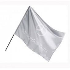 Флаг команды Mercedes AMG Petronas