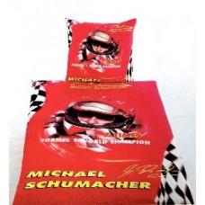 *Комплект постельного белья Michael Schumacher
