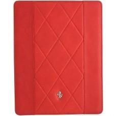 Красный кожаный чехол Ferrari Maranello для iPad 2&3